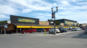 WALL drug bldgXXX